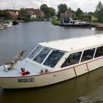 Rondvaartboot Middelsee