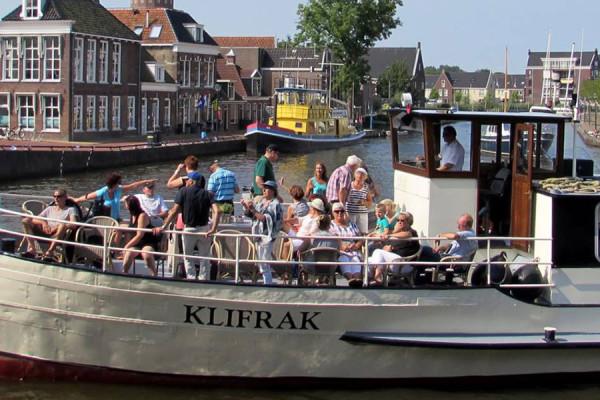 Klifrak rondvaart friesland