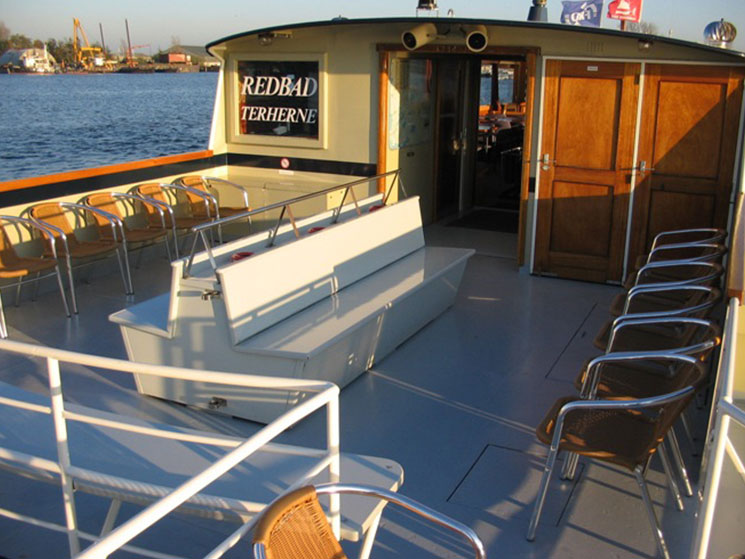 rondvaartboot redbad